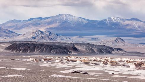 Fiambala, North Western Argentina
