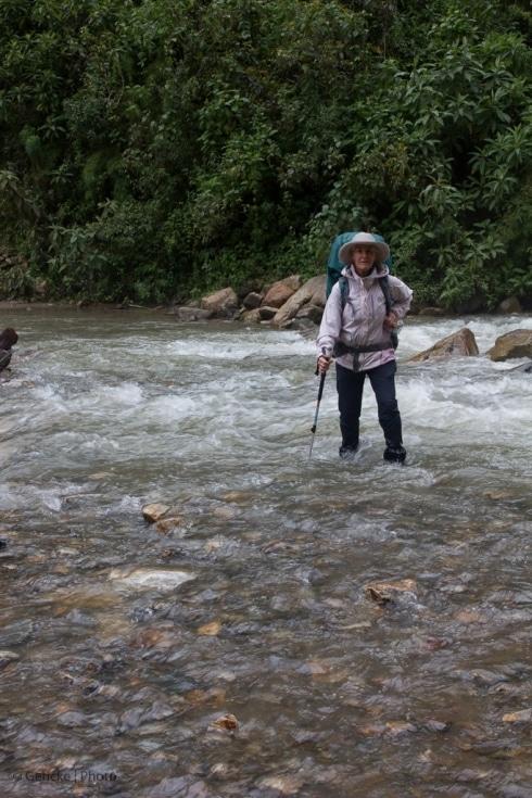 Hanlie, Salkantay Trek, Peru