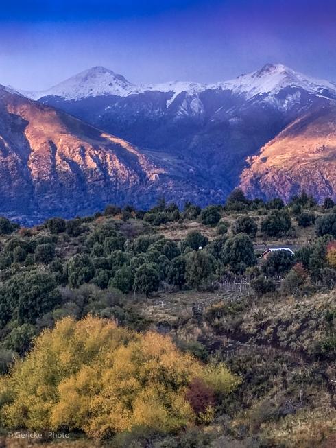 Parque Nacional de Lanin, Argentina