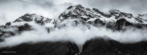 Salkantay mountain, Peru