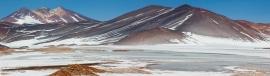 Laguna Blanca, Altiplano (highlands), Bolivia