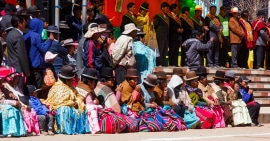 Independence day, Bolivia