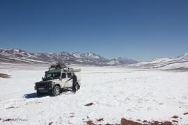 Lost! Altiplano, Bolivia