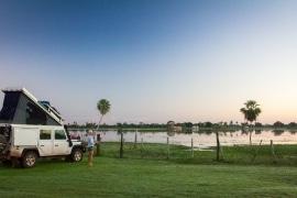 Wild Camp Pantanal, Brazil