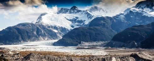 Glaciar Exploradores, Puerto Rio Tranquilo , Chile