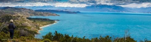 Lago General Carrera, Puerto Rio Tranquilo , Chile