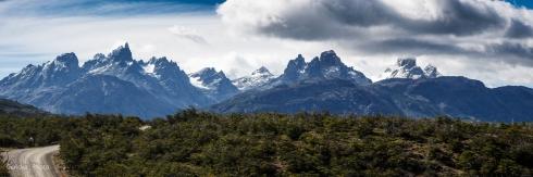 Landscape, Cochraine , Chile