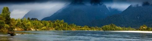 Rio Cisnes, Puerto Cisnes, Chile-2