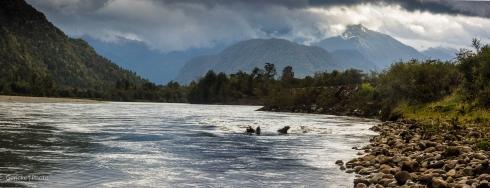 Rio Cisnes, Puerto Cisnes, Chile