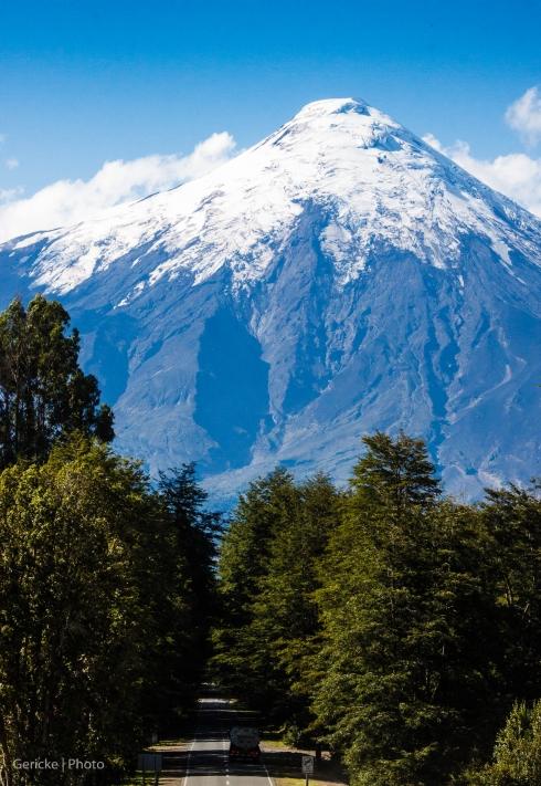 Vulcan Osorno, Chile